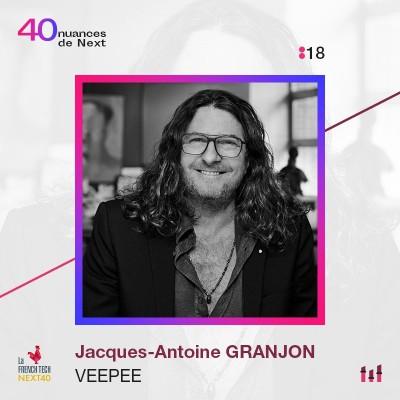 :18 Part 1 - Jacques-Antoine Granjon - Veepee  : la marque avec un grand AIME cover