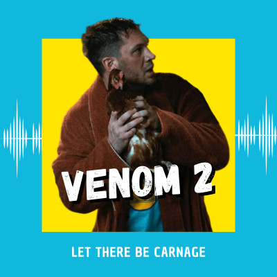 Venom 2 : Let There Be Carnage cover