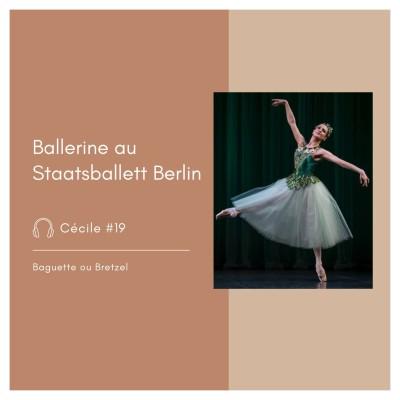 #19 - Cécile, ballerine au Staatsballett Berlin cover