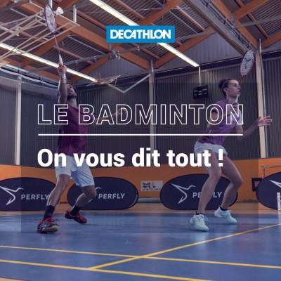 # 54 Découvrir le badminton avec Léa Palermo et Julien Maio cover