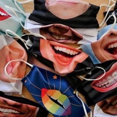 TcheezeBox pose votre sourire sur un masque cover