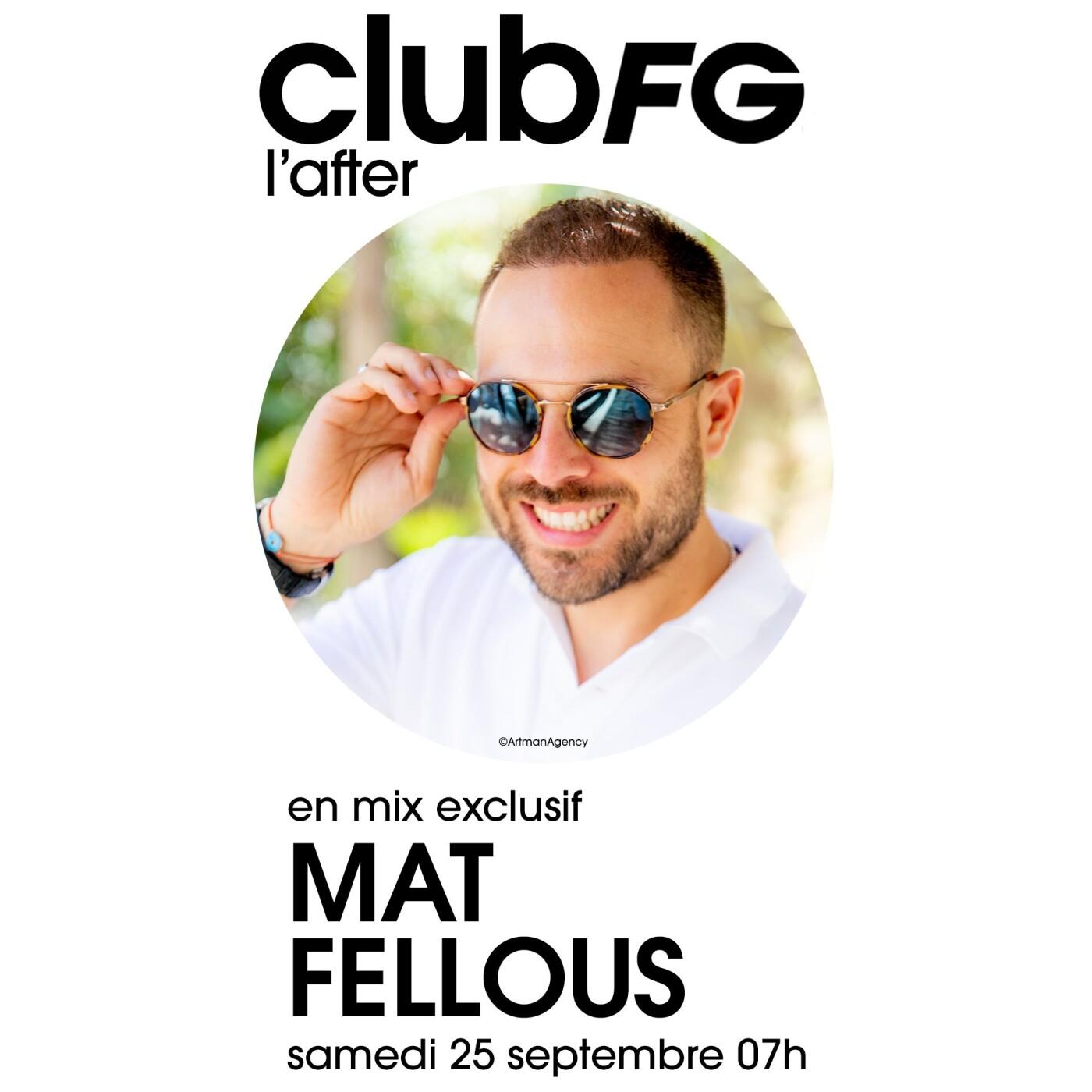 CLUB FG : MAT FELLOUS