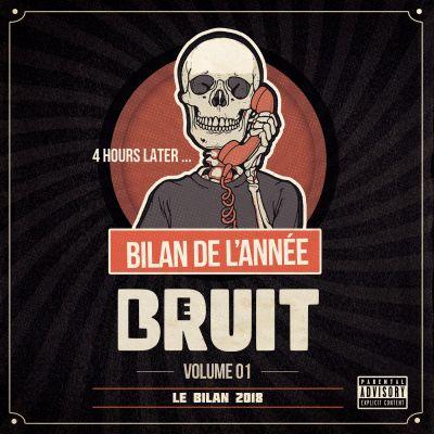 image Le Bruit - Volume 01 - Bilan 2018