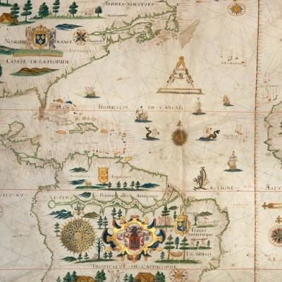 Le monde atlantique : l'imaginaire et la réalité. cover