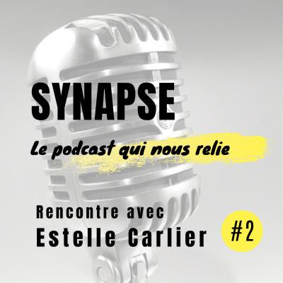 Rencontre avec Estelle Carlier cover
