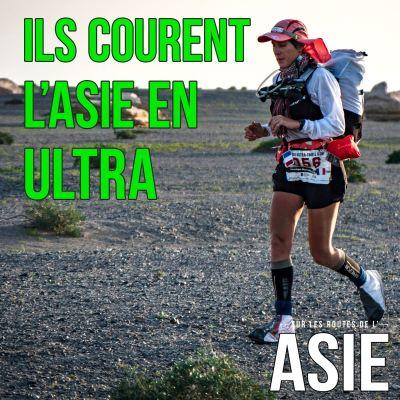 #65 - Ils courent l'Asie en ultra cover