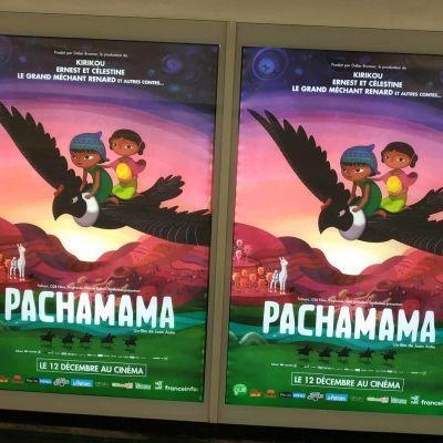 """image 12 dec 18 : """"Pachamama"""" / """"Dormir cent ans"""""""