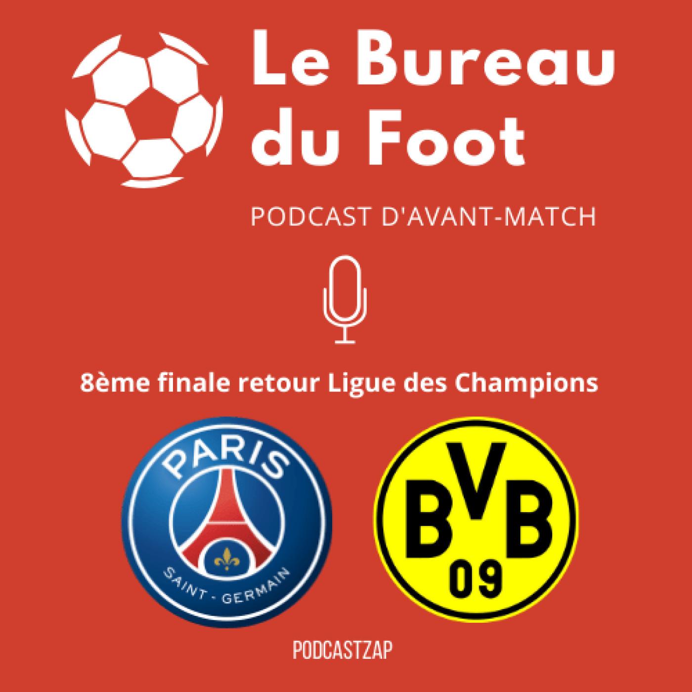 S1E17 - Champions League - PSG - Dortmund