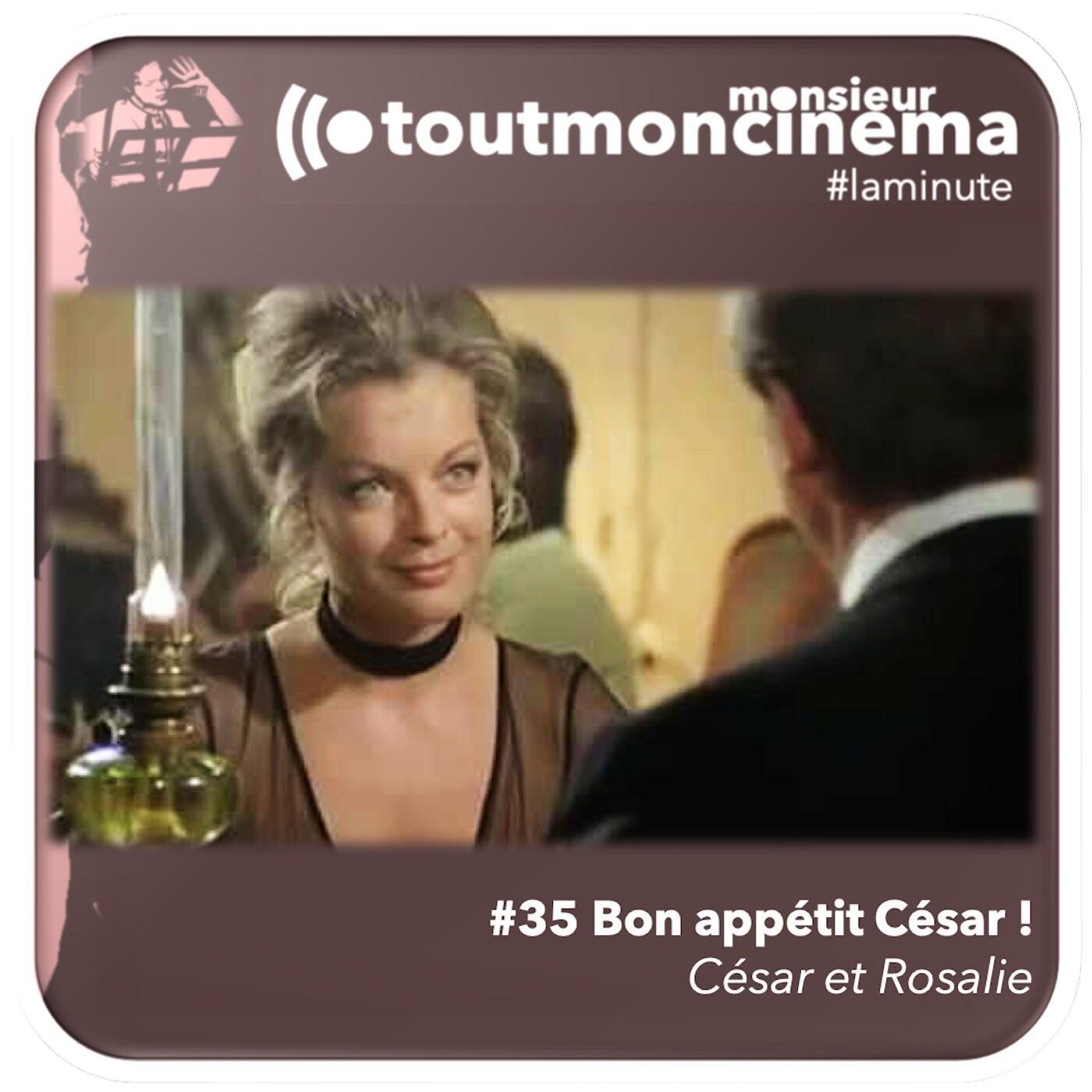 #35 Bon appétit César ! (César et Rosalie)