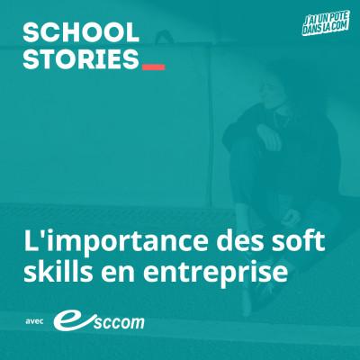L'importance des soft skills en entreprise - esccom cover