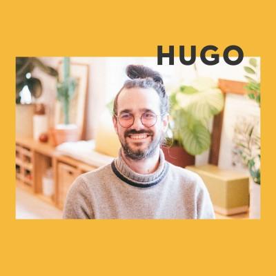 44 • Hugo cover