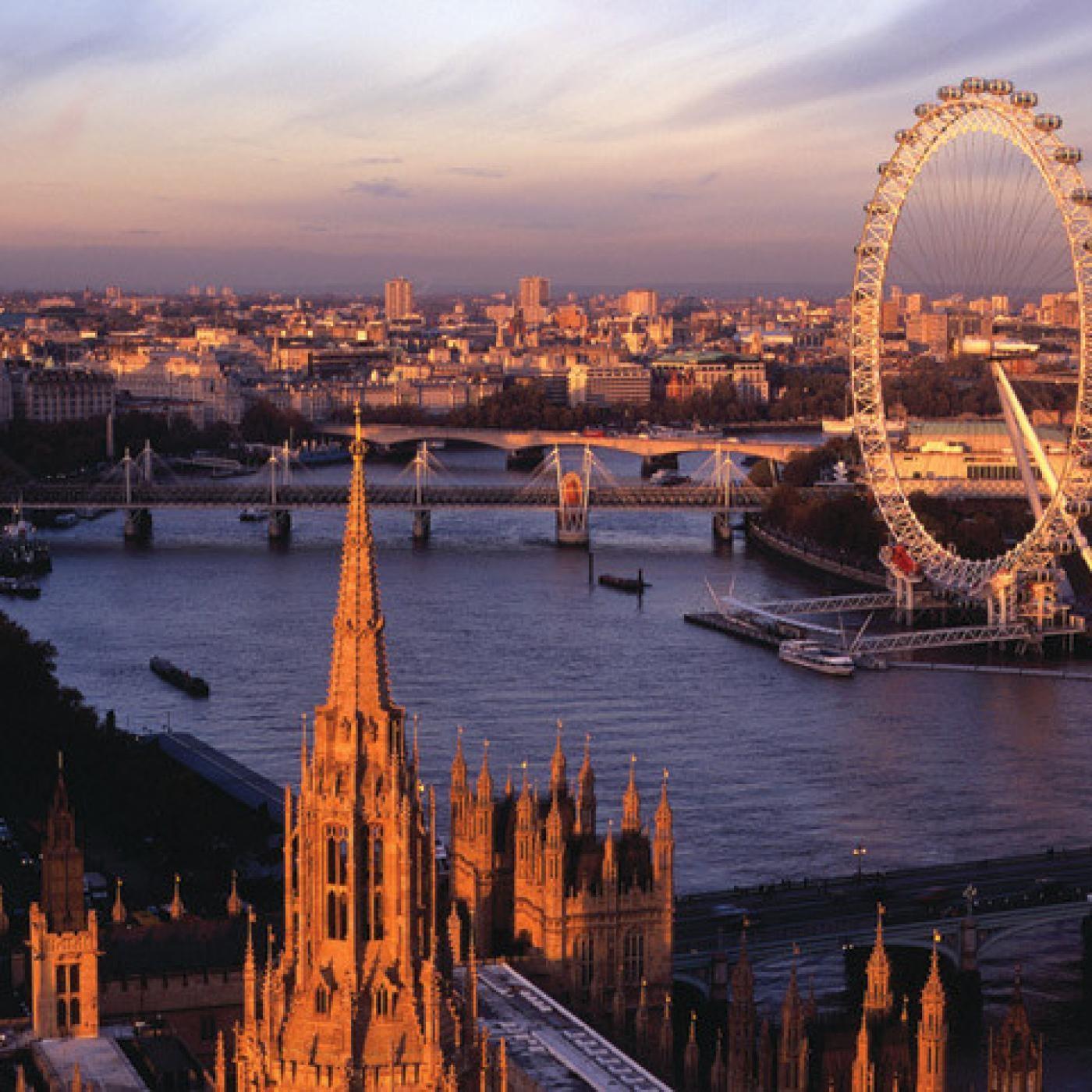 Anne à Londres - Angleterre - 1er Novembre 2020