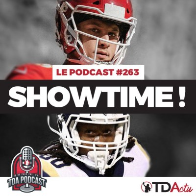 image TDA Podcast n°263 - Preview S11 : Showtime à Los Angeles !