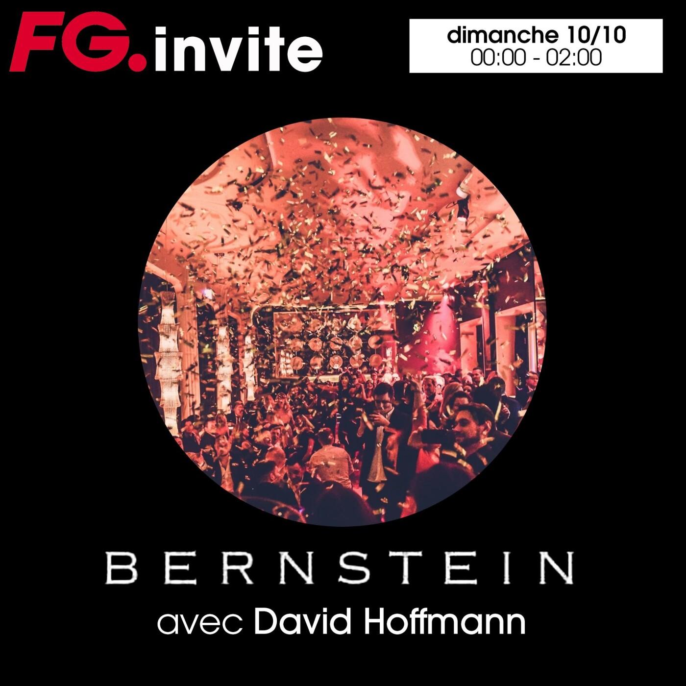 FG INVITE : LE BERSTEIN CLUB DE BADEN-BADEN