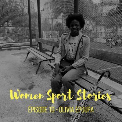 image Episode 10 : Olivia Epoupa