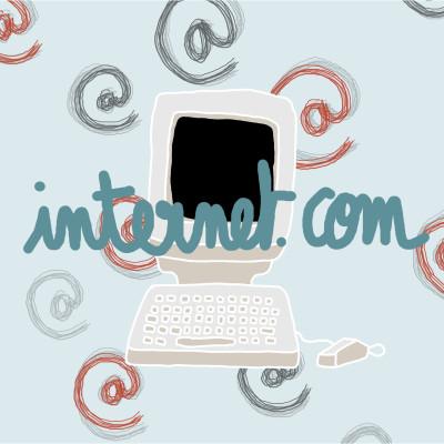 INTERNET.COM cover