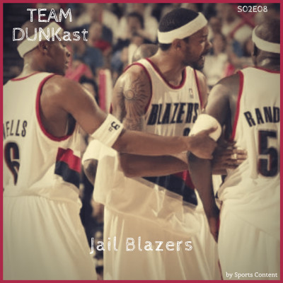 "Les  ""Jail Blazers"" ! cover"