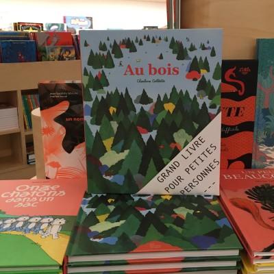 Grands livres pour petites personnes #7 - Au bois cover