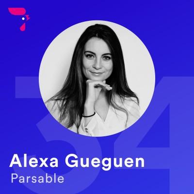 34 - Alexa Gueguen : le produit dans l'industrie cover