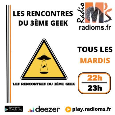 Les Rencontres du 3eme Geek #4 cover