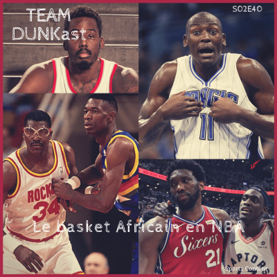Le basket africain en NBA cover