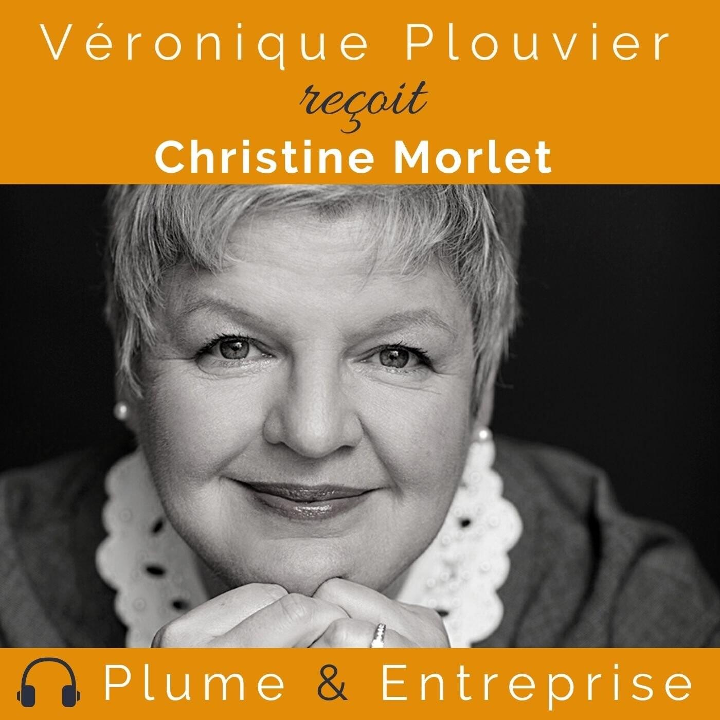 # 41 Christine Morlet, conférencière professionnelle