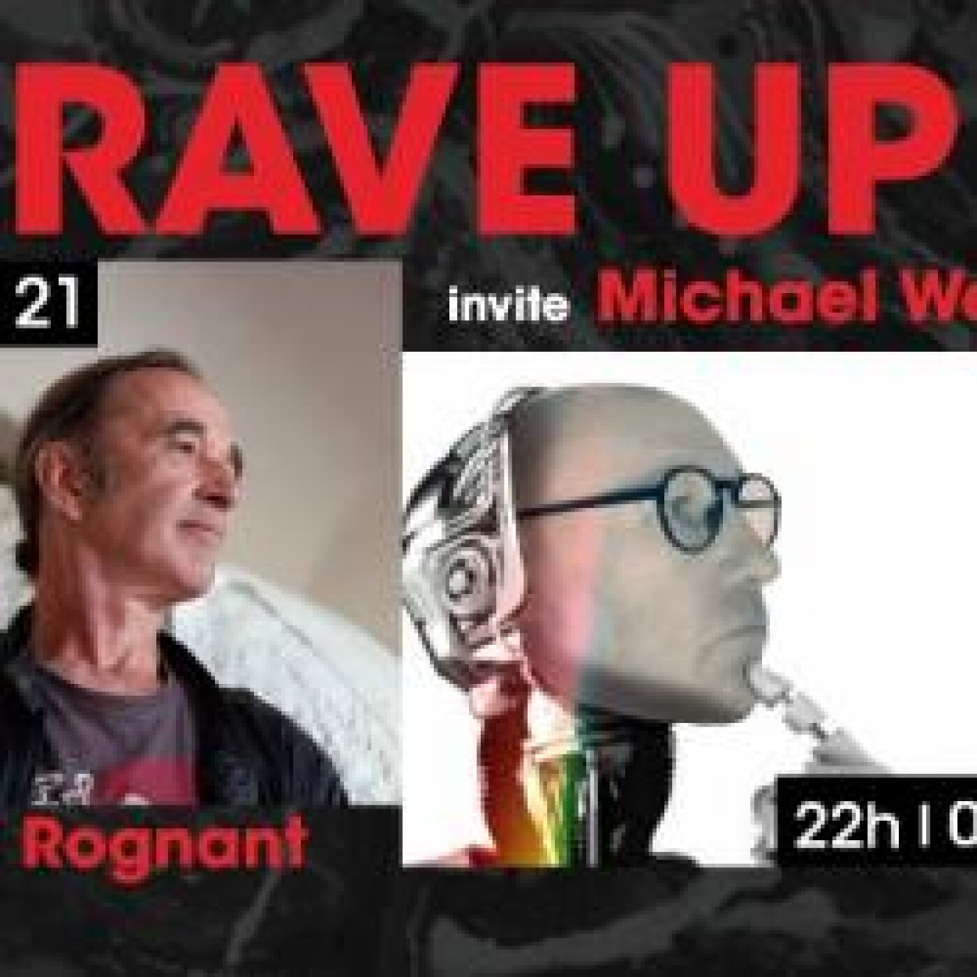 RAVE UP : MICHAEL WELLS AKA G.T.O