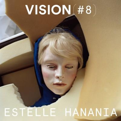 VISION #8 - ESTELLE HANANIA cover