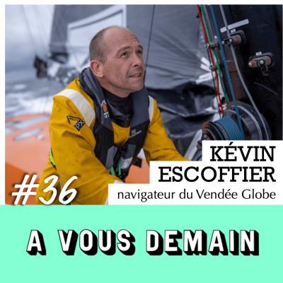 #36 | Kévin Escoffier : faire naufrage au Vendée Globe... et repartir ! cover
