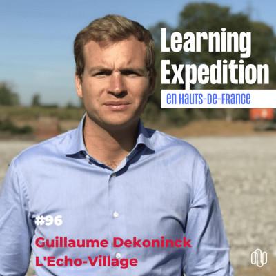 #96 - Guillaume Dekoninck /// Un projet d'agriculture urbaine au cœur de l'eurométropole - L'écho Village cover