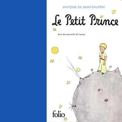 Le Petit Prince ( extrait du livre de Antoine de Saint-Exupéry ) cover