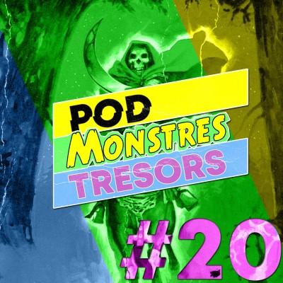 Pod Monstres Trésors Ep 20 : Nuclear Fusion cover
