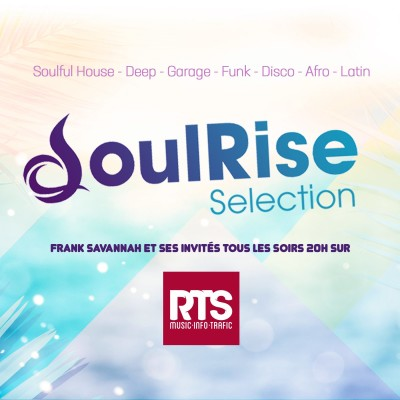 SoulRise Selection Emission n°18 Ethan Rice cover