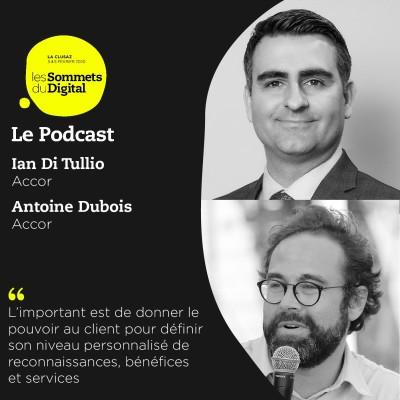 Ian Di Tullio et Antoine Dubois - Redonner le pouvoir au client cover