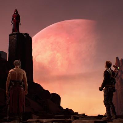 LTTG   Star Wars Jedi: Fallen Order #14 - L'ombre du Maître cover