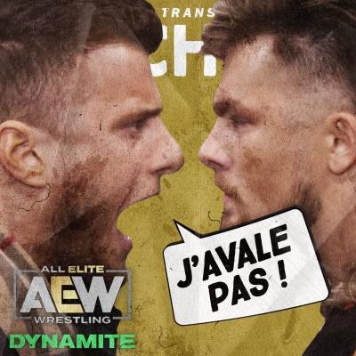 Catch'up! AEW Dynamite du 8 septembre 2021 — Les kids de Cincinnati cover