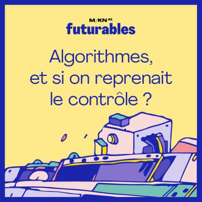 8 - Algorithmes, et si on reprenait le contrôle ? - avec Guillaume Chaslot, expert IA et Datascience du PEReN cover