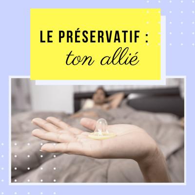 Thumbnail Image Le préservatif : Ton allié après l'arrêt de la pilule