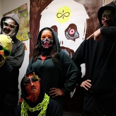 Dans l'imaginaire de Sdorvia Desko : du rap en novlangue, d'un pays virtuel cover