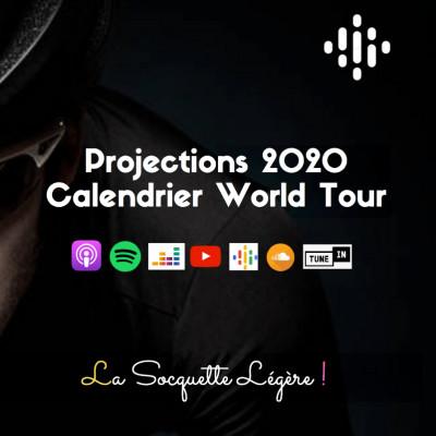 Projections et programme de courses. Le nouveau calendrier UCI - WT 2020 cover
