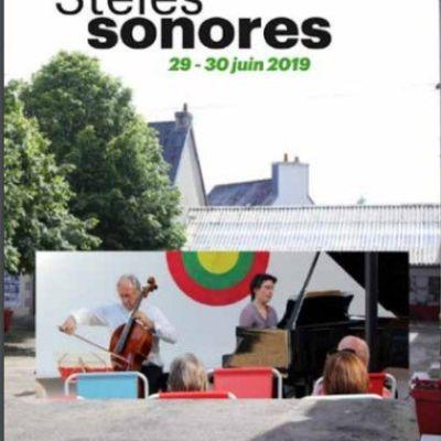 image Stèles Sonores - Récital