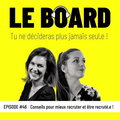 #46 - Mieux recruter - et être recruté.e! cover