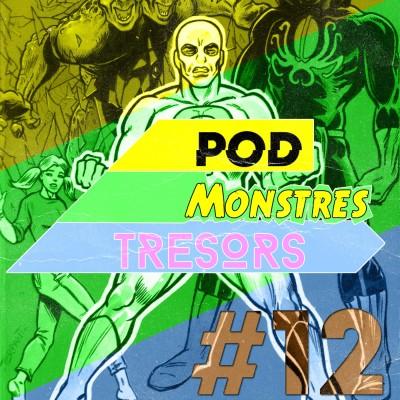 Pod Monstres Trésors Ep 12 : Right Before Your Eyes [Nuit Météore] cover