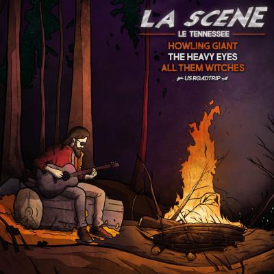 """""""La Scène"""" - Episode 23: Le Tennessee (Roadtrip US) cover"""