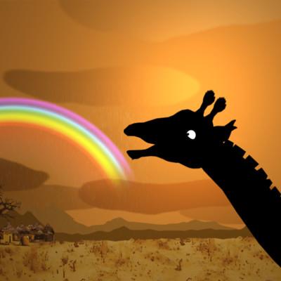 (07) Les couleurs de l'arc en ciel cover