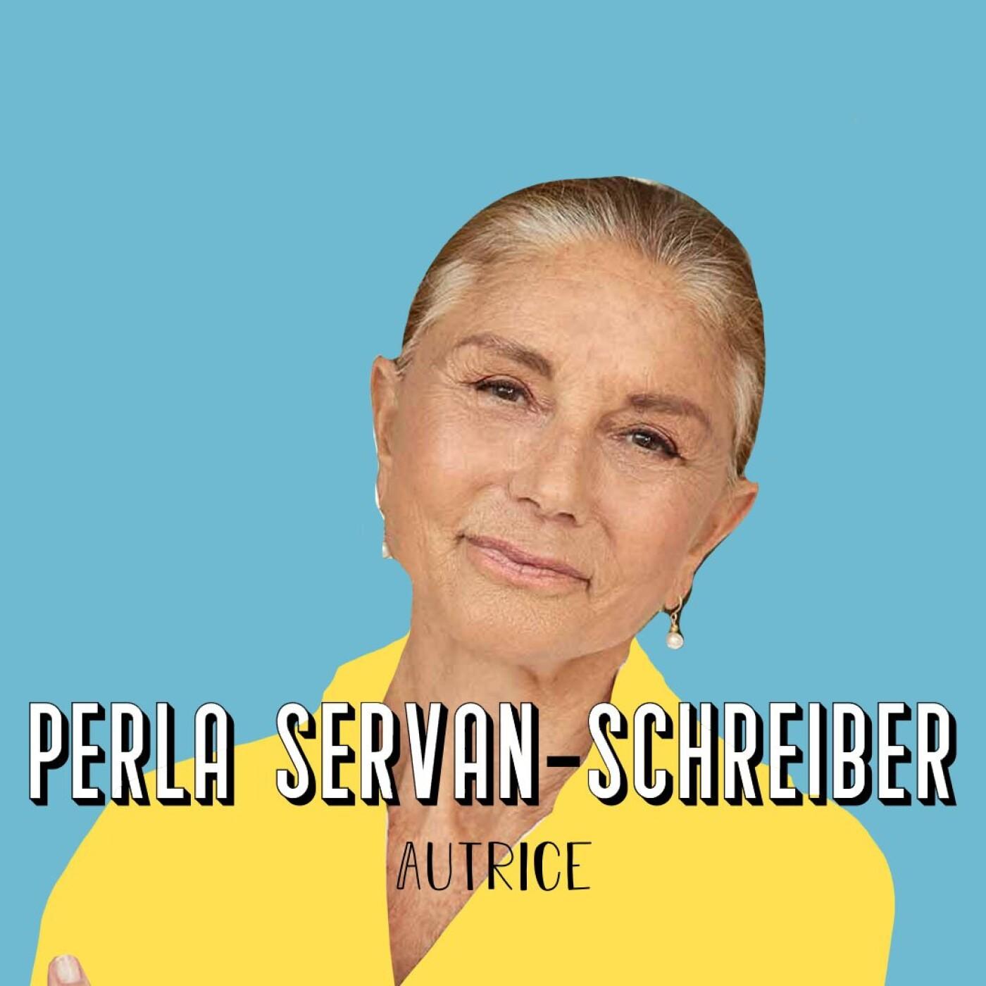 Perla Servan-Schreiber, la femme la plus inspirante du monde