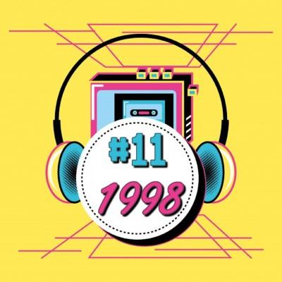 Bi-Bop #11 : 1998 cover
