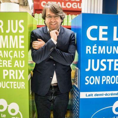 """image """"Contre toute attente"""" E1 avec Nicolas Chabanne, fondateur de « C_est qui le Patron _! »"""