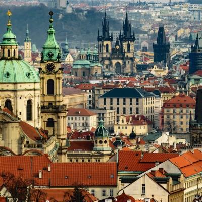 La vie de l'esprit en Europe centrale. Chantal Delsol cover