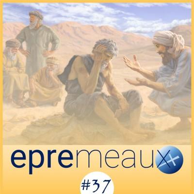#37 - Souffrance de Job et justice de Dieu cover